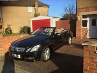 Mercedes-Benz E Class Cabriolet E250 LowPrice**Low Milage**HighSpec