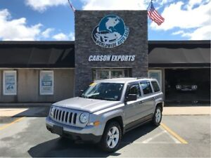 2015 Jeep Patriot LOOK LOW KM SPORT! FINANCING AVAILABLE!