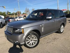 2012 Land Rover Range Rover SUPERCHARGED / AUTOBIOGRAPHY / ORANG