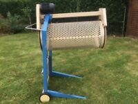 SCHEPPACH RS400 360W ELECTRIC ROTARY SOIL SIEVE £50 FOR WEEKLY HIRE SW LONDON