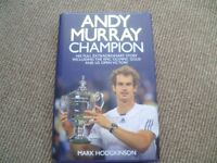 Andy Murray Champion - Autobiography