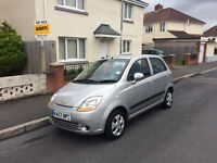 2008 Chevrolet Matiz very low miles ,low insurance group ,2 owners px welcome