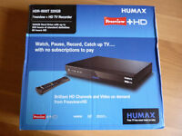 Humax HDR-1800T Freeview+HD TV Recorder, Virtually New!