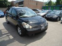 2007 Nissan Quest | 7 PASSENGER |  | CLEAN | ALL POWER OPTIONS |
