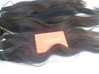 Virgin Brazilian hair extensions