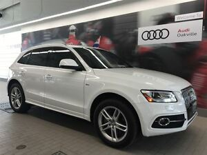 2014 Audi Q5 3.0 8sp Tiptronic Progressiv