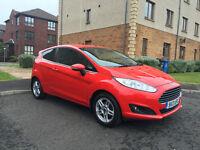 13 Ford Fiesta 1.0 Eco Zetec 3 Door £0 Road tax!!!!