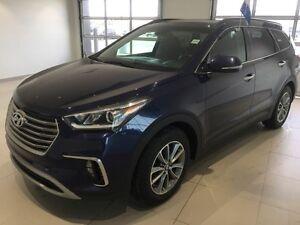 2017 Hyundai Santa Fe XL Luxury (AWD, Nav, Push-Start, 6-Pass)
