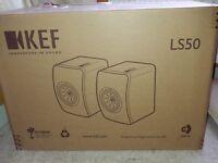 Kew ls50 speakers