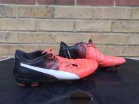 Puma Football Boots Size 11