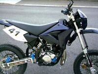 50cc supermoto moped/project/spares/repairs