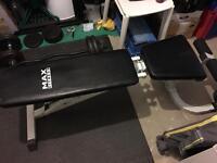 FLAT/INCLINE/DECLINE Weight Bench