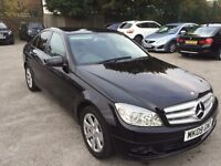 Mercedes-Benz C Class 2.1 C200 CDI SE 4dr Upgraded Sound System