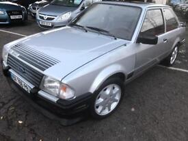 Ford escort rs 1600i