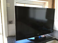 LG 42inch LCD HD ready TV
