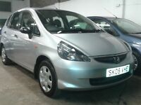 HONDA JAZZ 1.2,,,,, (LOW MILEAGE ),, 5 DOOR SERVICE HISTORY