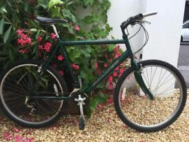 Raleigh max oversized 21 inch frame mtb 21 speed