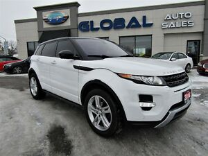 2014 Land Rover Range Rover Evoque Dynamic  AWD PANORAMIC ROOF N