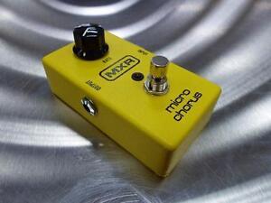 Pédale pour guitare MXR Micro Chorus