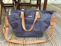 Storksak Changing bag - Noa - Blue