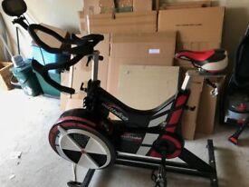 Nearly new - Watt Bike Freeride in top class condition!