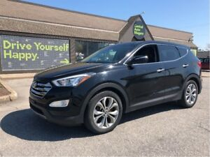 2013 Hyundai Santa Fe SPORT 2.0L AWD / LEATHER/ SUNROOF