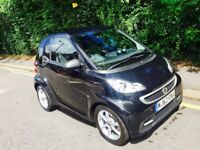 Smart Fortwo MHD 21 soft touch, 22300 miles, 1 year mot, service history