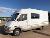 Laika A class 400i Ecovip,only 28k Miles,rhd and lhd available