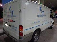 2005 ford transit 2.0 tdi diesel with 110k and long mot DRIVEAWAY OR DELIVREY AVAILABLE