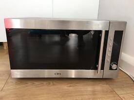 CDA CM41SS electronic microwave