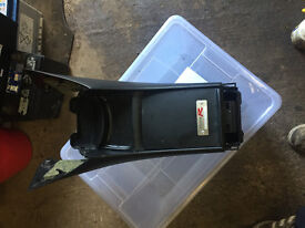 honda civic ep3 type r center console with cup holders