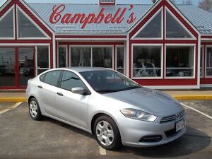 2013 Dodge Dart SE ONLY 038000 KM'S!! POWER WINDOWS & LOCKS