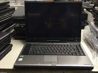 FAST CHEAP TOSHIBA TECRA TABLET PC 2GB 60GB WARRANTY WINDOWS