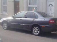 2004 Volvo S40 1.6 petrol Low milleage!!