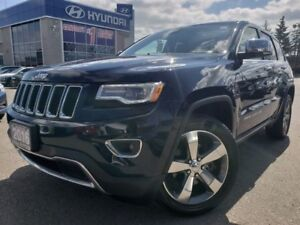 2016 Jeep Grand Cherokee Limited Luxery pkg Great deal.! CALL US