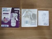 Philips Avent Breast Pump - Manual