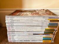 House Beautiful magazines