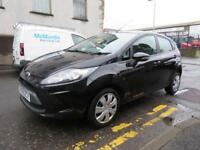 FORD FIESTA 2009 1.4TDCI Style 5 Door - LONG MOT - LOW INSURANCE - LOW TAX - corsa clio focus yaris