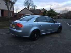 Audi A4 2.0 Tfsi 217 Bhp s line special edition sensible offers
