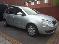 2006 VW POLO 1.4 PETROL 5 DOOR