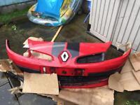 Clio mk3 front bumper