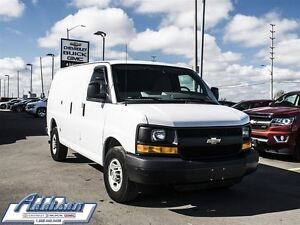 2014 Chevrolet Express 2500 P/WINDOWS, P/LOCKS