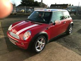 Mini one 1.6 petrol