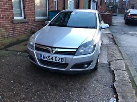 Vauxhall Astra 2.0 litre Sri turbo vxr