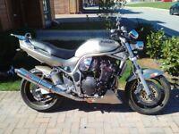 Suzuki GSF 1200 Bandit W Reg,2000,Immaculate Condition,16000M,FSH,£2400 or Swap/PX Adventure Tourer
