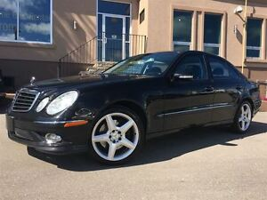 2009 Mercedes-Benz E-Class 3.5L AMG PACKAGE Kitchener / Waterloo Kitchener Area image 2