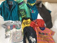 Ted Baker, Joules and Ralph Lauren boys clothes bundle