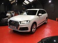 Audi Q7 3.0 TDI Quattro S Line 5dr Tip Auto - BOSE - LED …