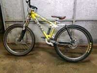 Kona stinky downhill mountain bike