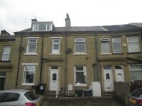 3 DOUBLE BEDROOMED TERRACE TO LET IN BD2